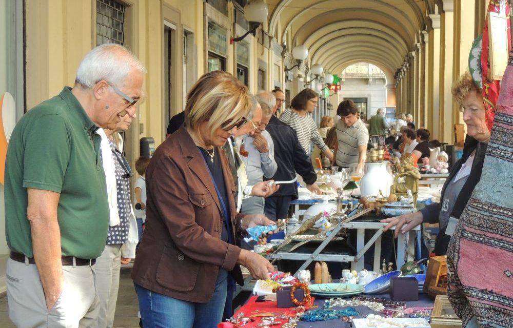 Domenica a Tortona c'é l'edizione autunnale di Cantarà & Catanaj, la Fiera delle Anticaglie