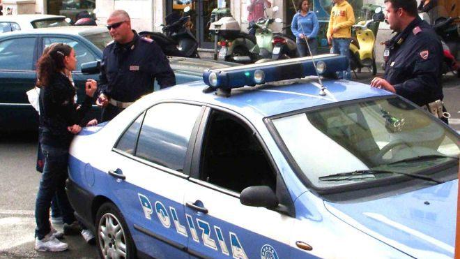 Ventimiglia. La Polizia di Stato indaga una donna olandese inottemperante al Foglio di Via del Questore.