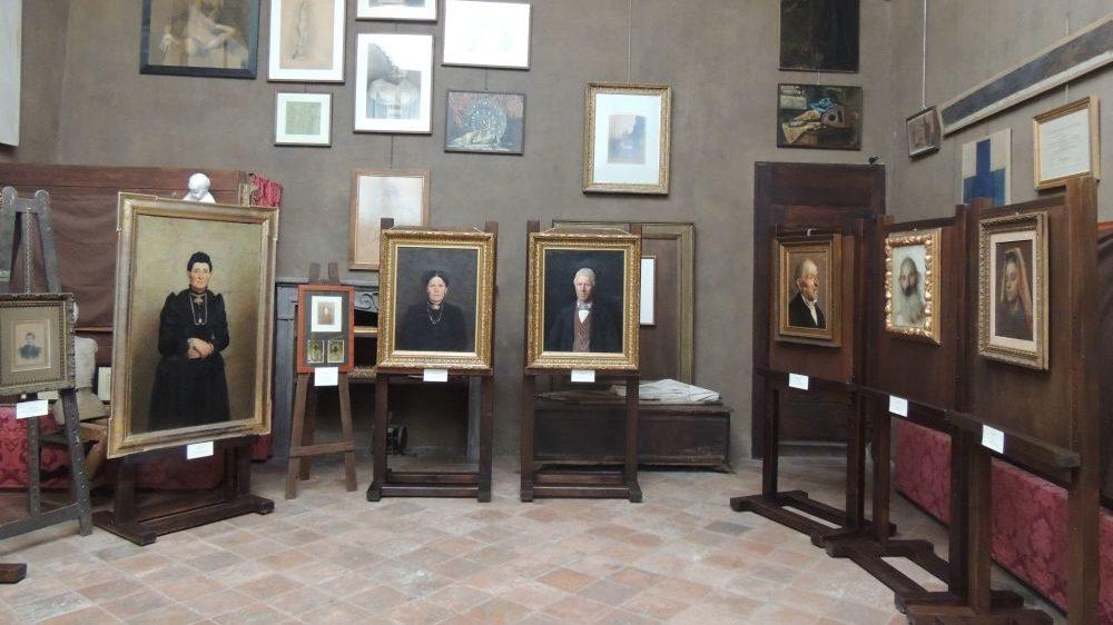 """Il Rotary club di Novi Ligure ha realizzato il nuovo catalogo """"Lo studio museo di Giuseppe Pellizza da Volpedo"""""""