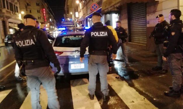 La Polizia di Stato ed i Carabinieri di Sanremo arrestano un marocchino