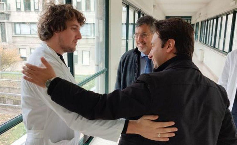 L'assessore alla Sanità Luigi Icardi a Casale parla di Comitato Strategico Amianto e tutela dell'ospedale