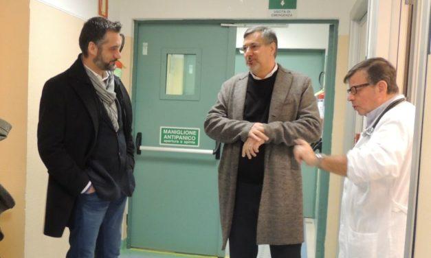 Col privato l'ospedale a Tortona non sarà più un dilemma: un plauso a Chiodi per quello che sta facendo