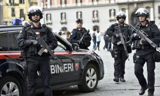 Maxi operazione dei Carabinieri di Imperia in provincia di Alessandria contro la criminalità organizzata