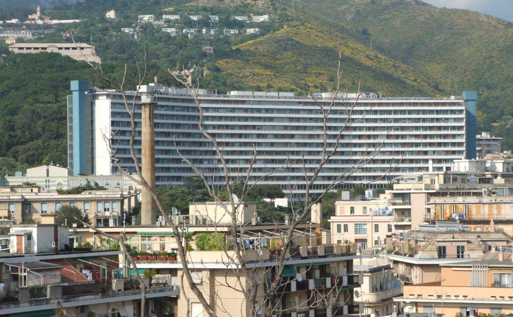 Pensionata tortonese di 83 anni positiva al Coronavirus deceduta all'ospedale San Martino di Genova