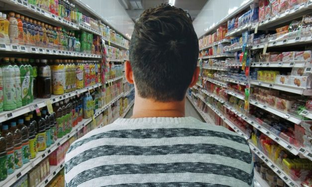 Personaggi Alessandrini: Giuseppe Alpa dal piccolo negozio alla grande distribuzione