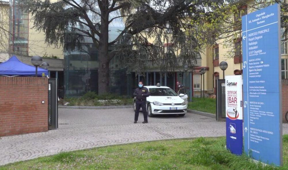 Già 44 i ricoverati per Covid a Tortona, ecco i Servizi che rimangono attivi in ospedale