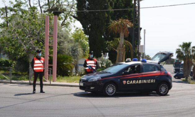 I carabinieri della compagnia di Bordighera arrestano marito e moglie per spaccio di stupefacenti