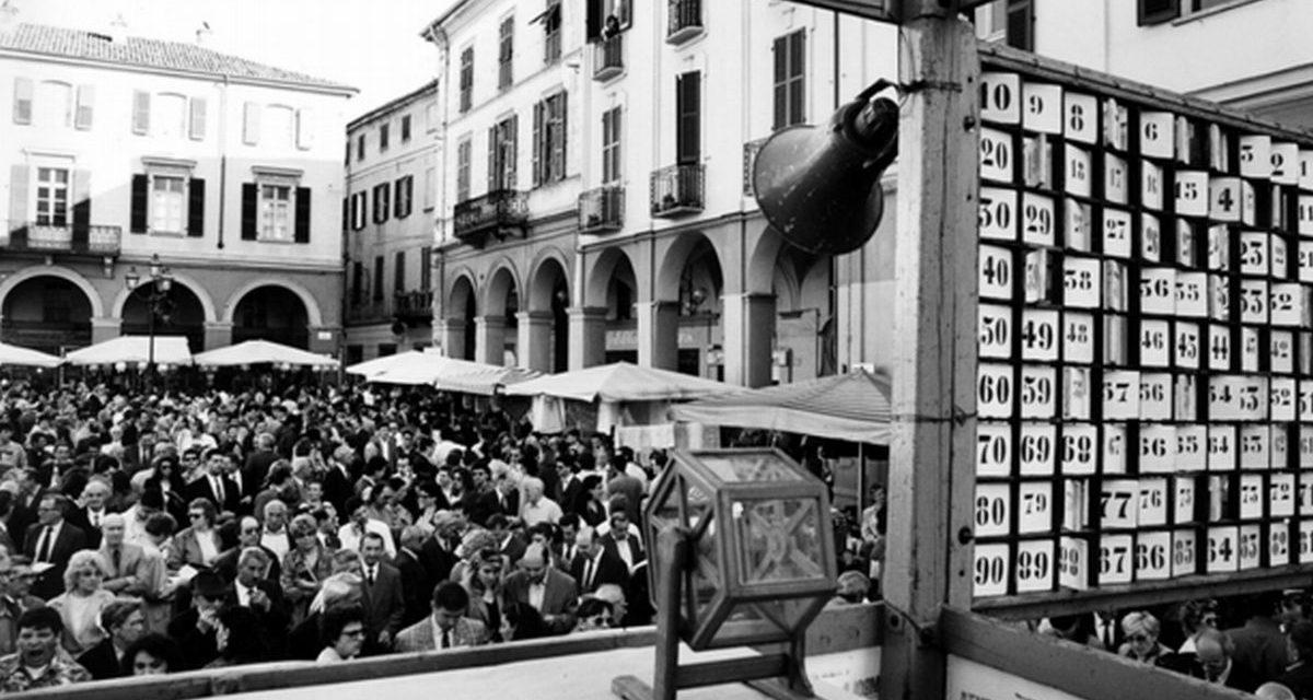 Sarà il 9 e 10 maggio Santa Croce a Tortona, speriamo sia possibile allestire manifestazioni