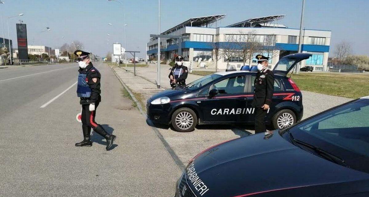 Tre rumeni nei guai per furto a Casale Monferrato denunciati dai Carabinieri