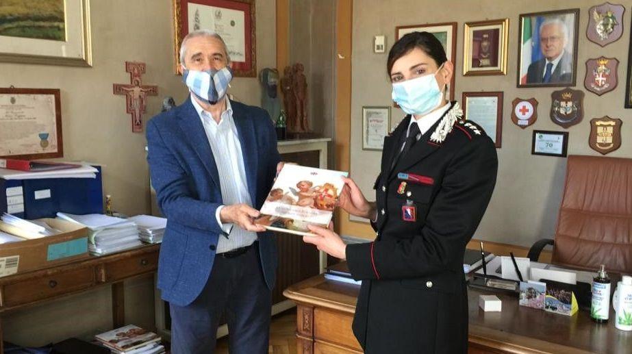 Il Capitano Marzia La Piana lascia i Carabinieri di Novi, i ringraziamenti del Sindaco