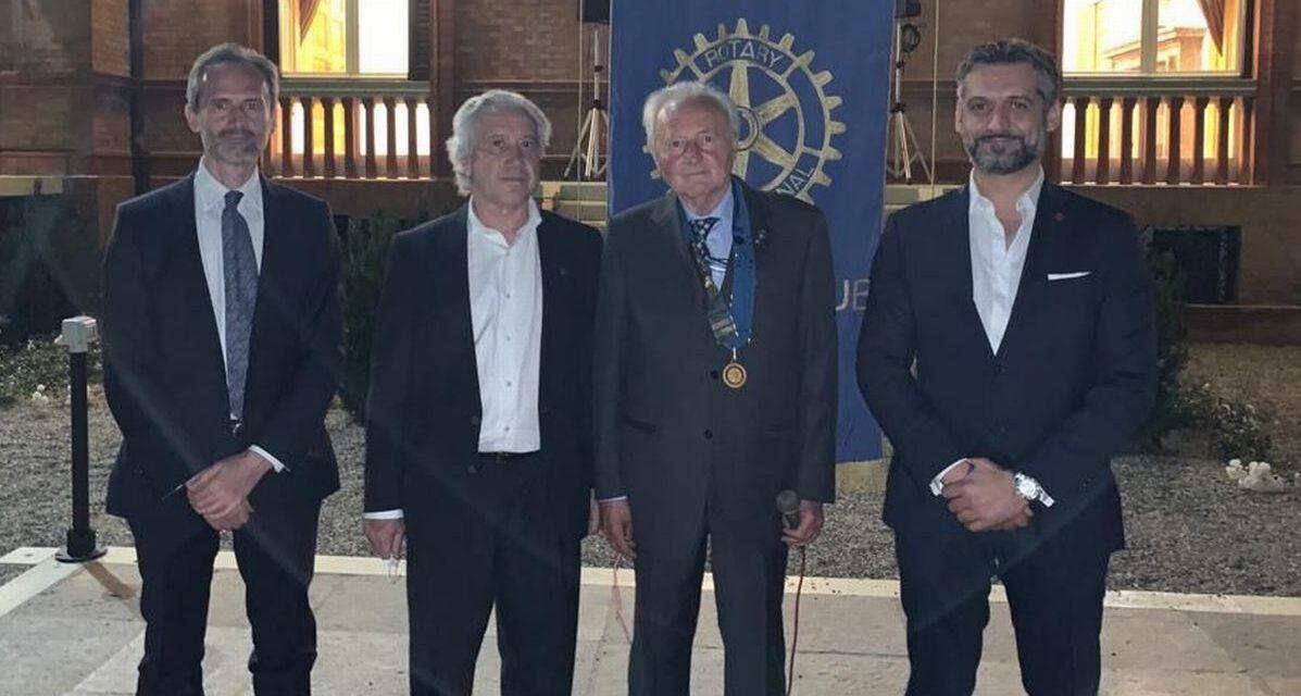 Il Rotary club di Tortona ha un nuovo presidente, è Domenico Traversa