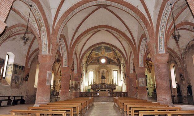 Domenica nella chiesa di S.Maria e S.Siro a Sale si presenta il nuovo crocifisso