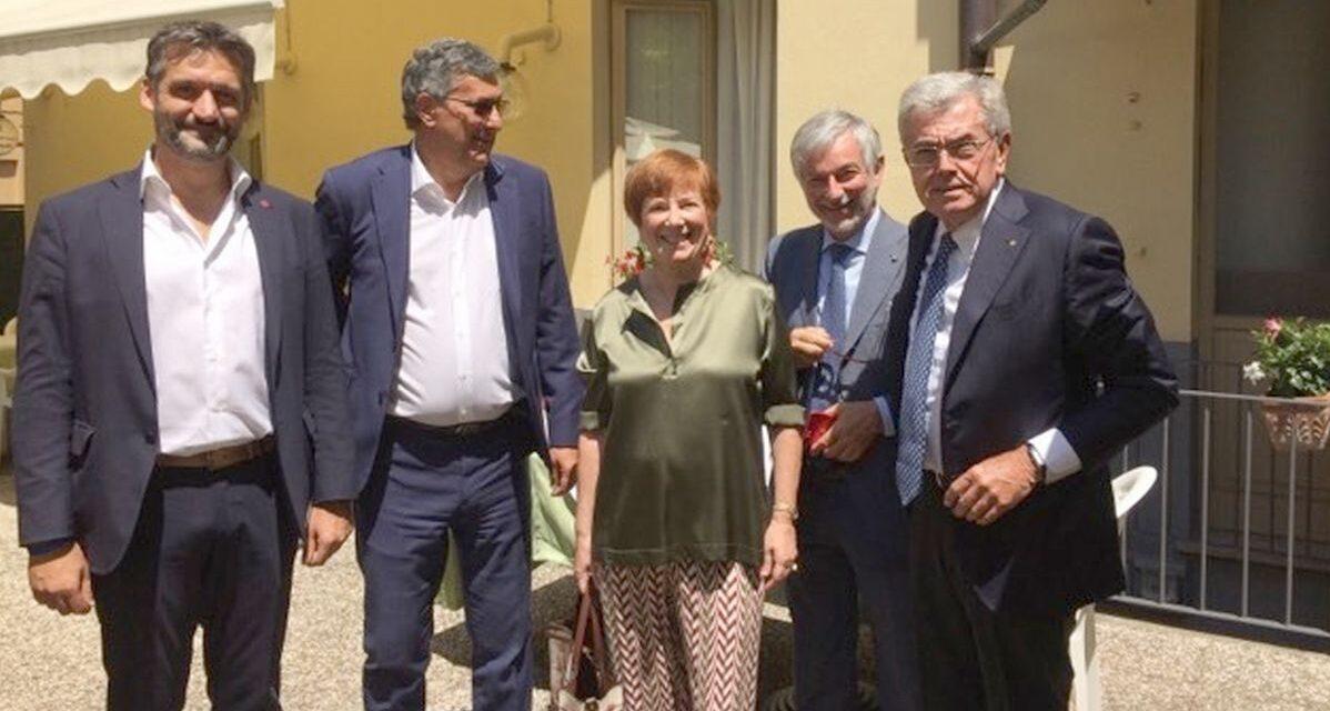 A Tortona un summit dei vertici della Sanità Privata, con l'assessore Icardi, fa ben sperare per l'ospedale e il futuro