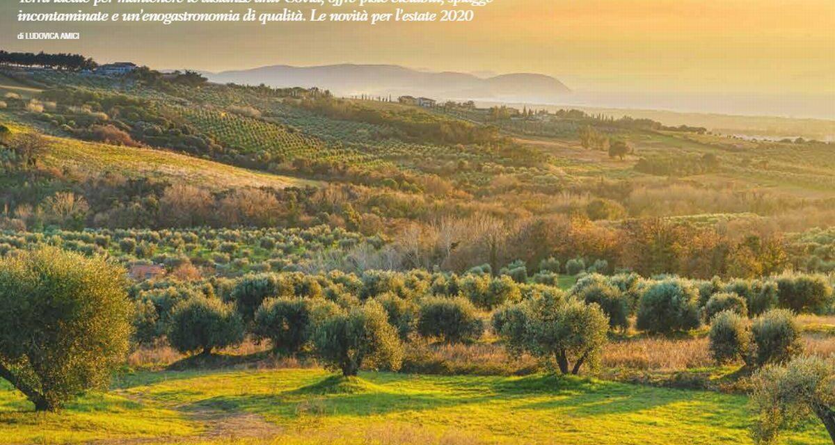 Maremma: meta ideale per il turismo 2020. Volano le richieste di ville in affitto e in vendita