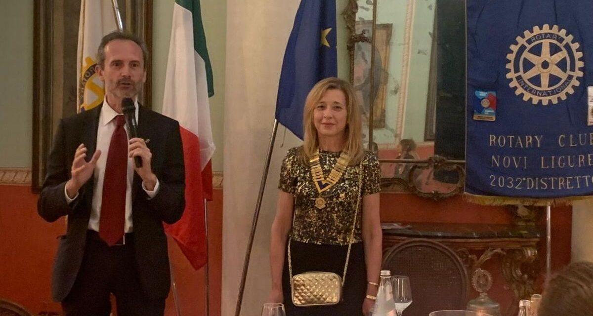 Inizia il nuovo Anno rotariano: incontriamo il nuovo Presidente, Monica Sciutto