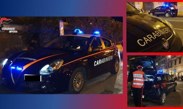 Sanremo, Perquisizione nel corso dei servizi di controllo del territorio: arrestato rapinatore