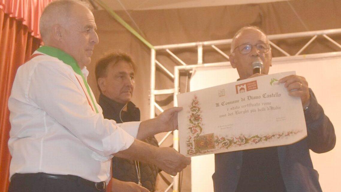 A Diano Castello il premio vermentino è andato a un'azienda della Toscana