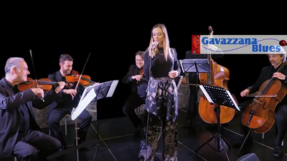 Lunedì a Gavazzana Flavia Barbacetto, con il Quintetto d'Archi dell'Orchestra Classica di Alessandria, prenotatevi