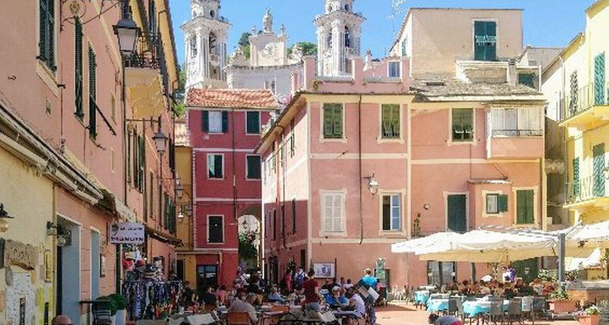 Viaggiareoggi: Laigueglia, il borgo delle piazzette, da visitare a ogni stagione