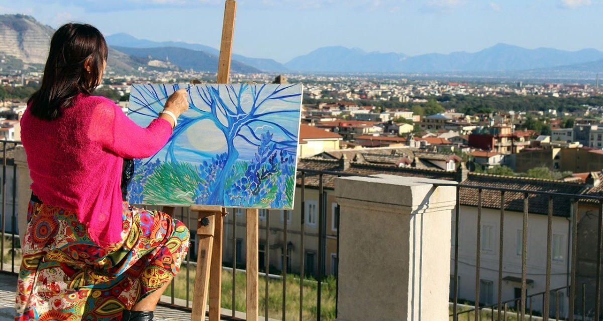 """Domenica a Casalnoceto la """"Collettiva Errante"""" appuntamento artistico da non perdere"""