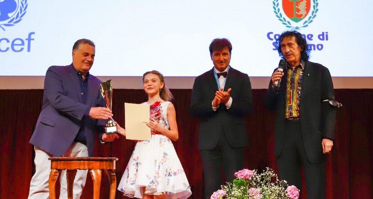 Ancora un successo per sanremoJunior dove vince una bambina di Arma di Taggia!