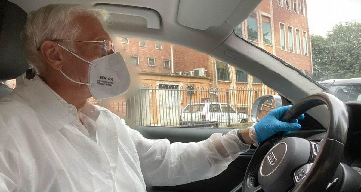 """Il medico di Tortona, Silvio Roldi, lancia un appello: """"Attenti al Covid, rispettate le norme con mascherina, distanziamento e pulizia."""""""