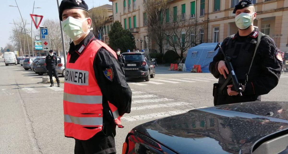 I carabinieri di Casale denunciano un italiano per droga e due rumeni per ricettazione