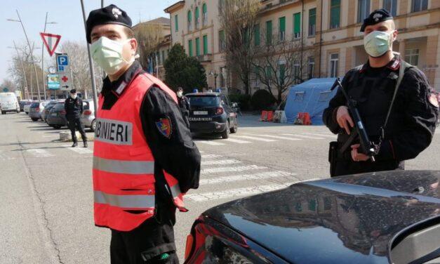 Doppio intervento dei carabinieri della compagnia di Casale Monferrato
