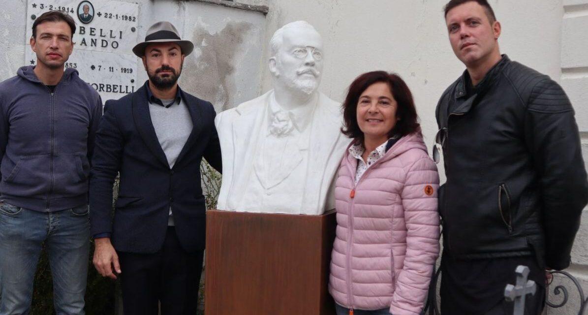 Angelo Morbelli: a Casale un busto per ricordarlo nel centenario della morte