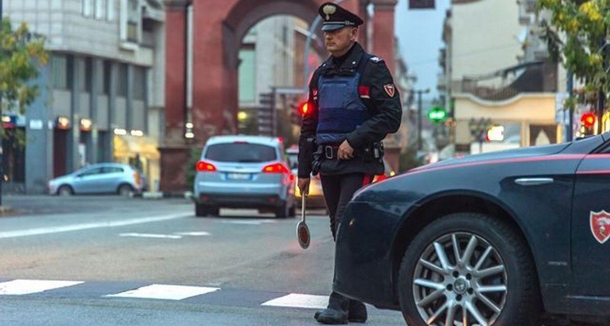 Diverse persone denunciate nel week end dai Carabinieri di Alessandria perché guidavano ubriache