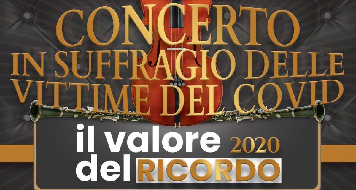 A Sanremo un concerto in commemorazione delle vittime del Covid