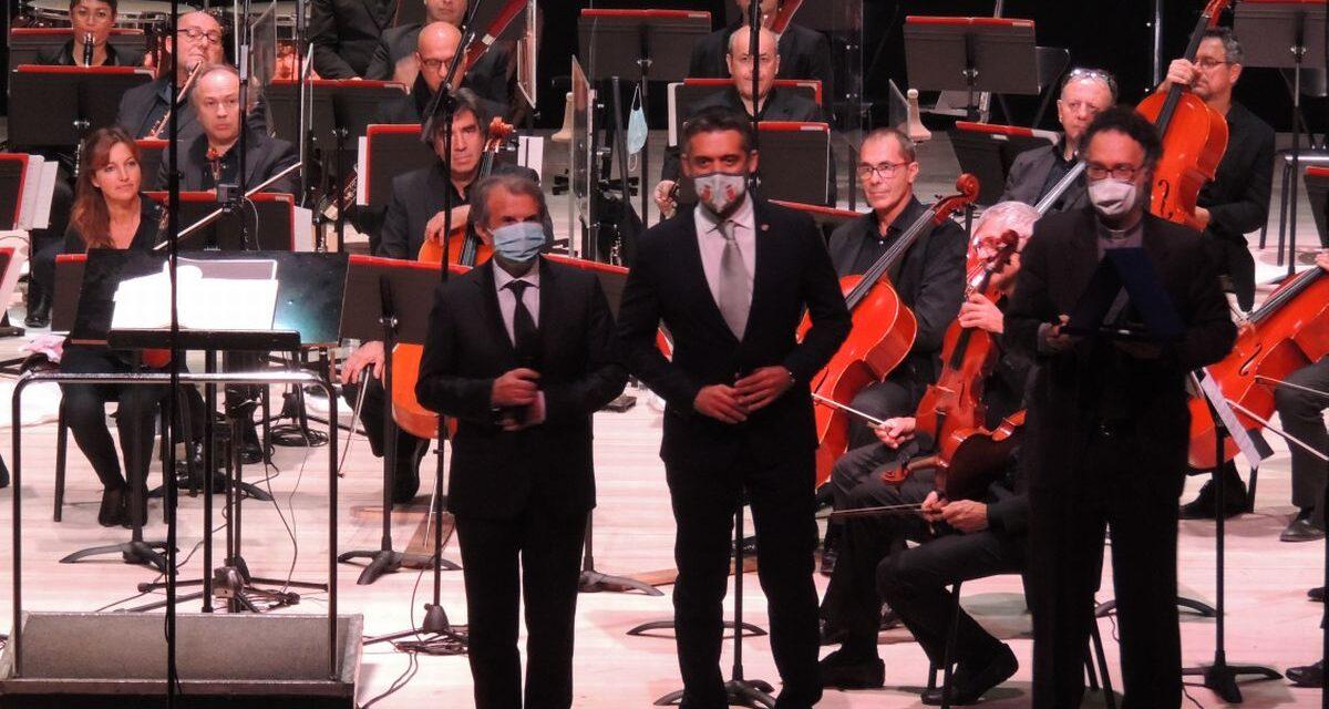 """Inaugurato a Tortona il """"Perosi Festival"""" con un grande concerto in uno splendido teatro"""
