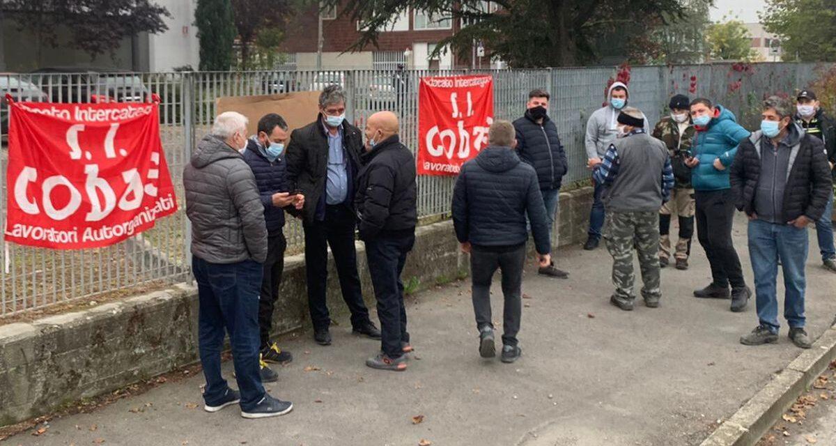 Lo sciopero ad oltranza dei lavoratori in un magazzino di Viguzzolo sblocca gli stipendi di luglio