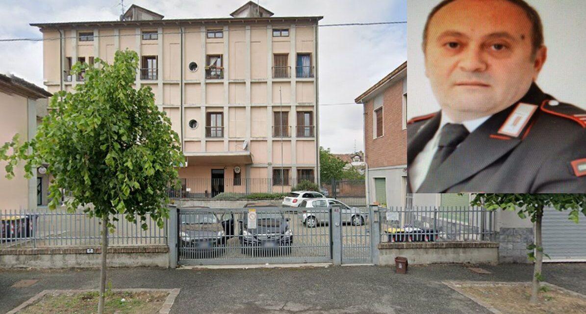 A 52 anni è morto Sergio Siligardi, comandante dei Carabinieri di Sale
