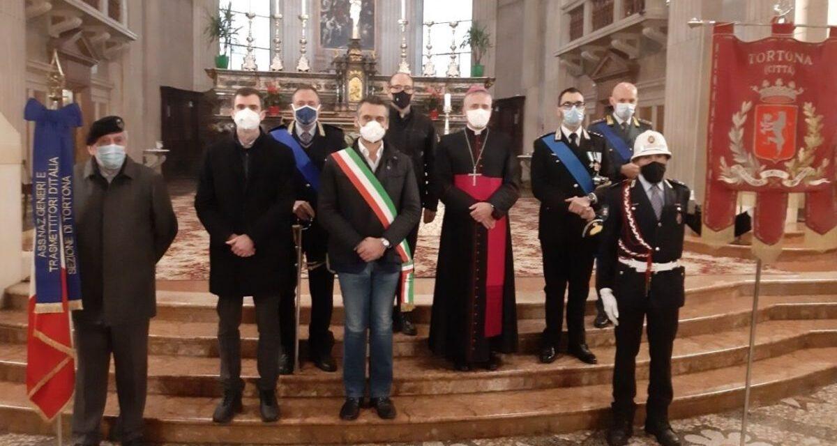 Tortona ha celebrato la festa del 4 novembre in modo particolare e con un video