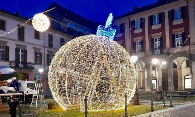 Natale 2020: Tortona si illumina di speranza grazie a Simecom e altri sponsor