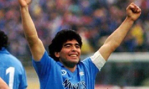 Diego Armando Maradona: muore l'uomo, ma rimane immortale il Campione dello sport