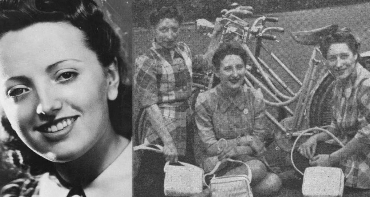 Personaggi Alessandrini: Maria Jottini e il Trio Lescano