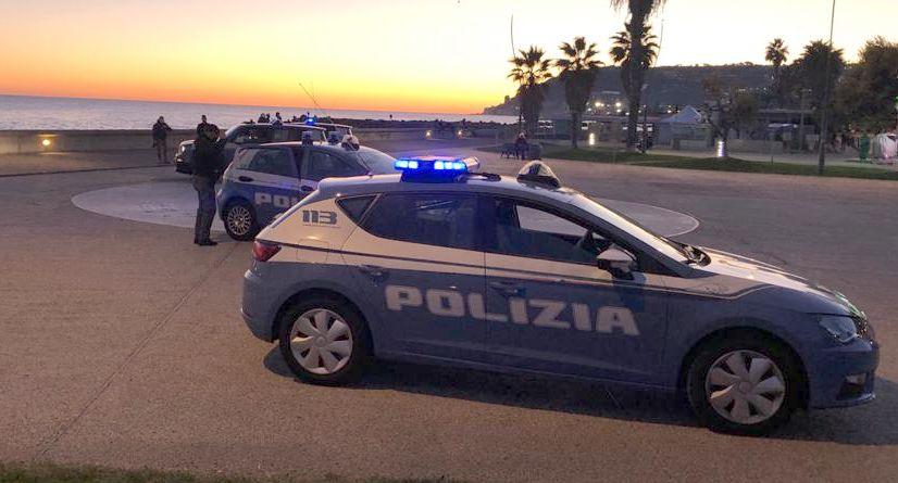Ventimiglia. Ieri due interventi risolutivi della Polizia di Stato per rapina e danneggiamento