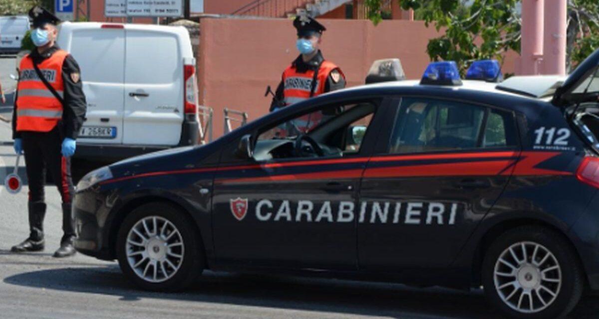 "Sanremo: i Carabinieri eseguono un ""DASPO urbano"""