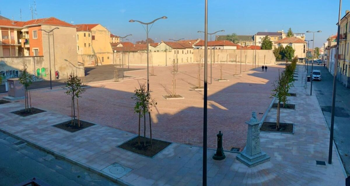 Inaugurato il nuovo parcheggio a Casale Monferrato