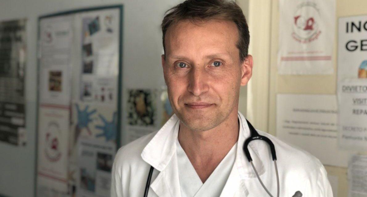 Azienda Ospedaliera di Alessandria, Federico Schena è il nuovo direttore della Terapia Intensiva Neonatale