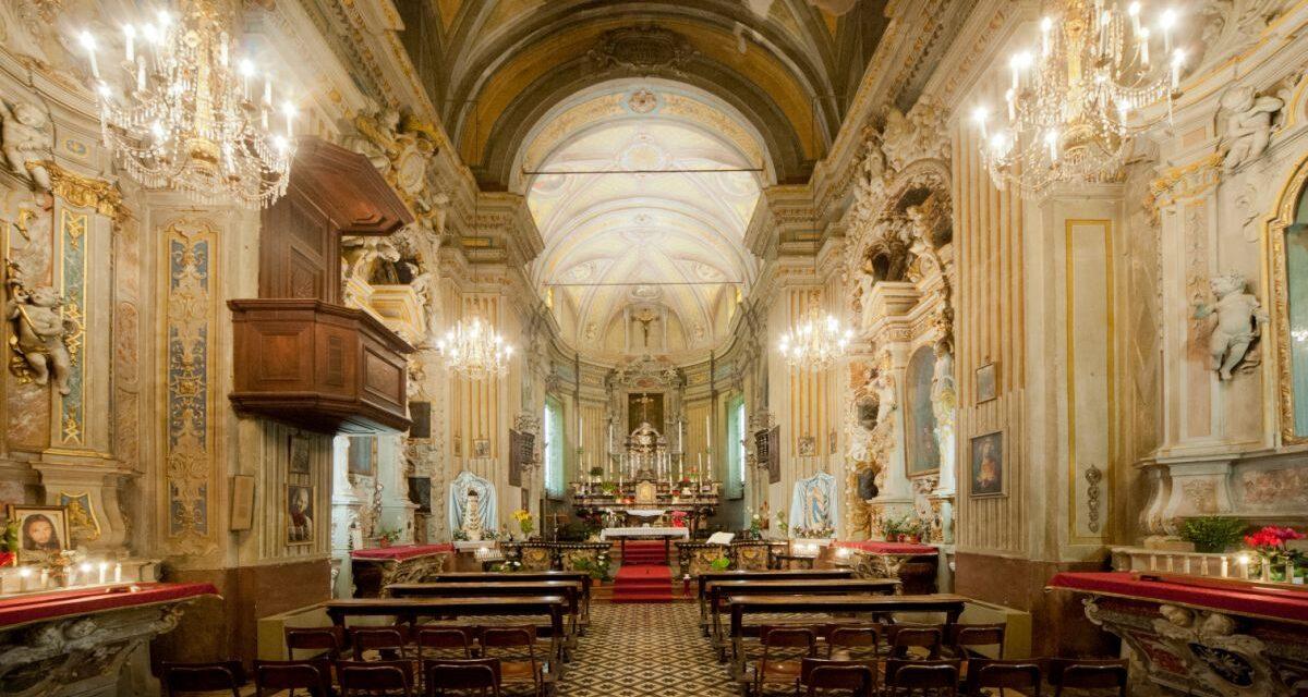 Domenica quinto video sul barocco sacro, in scena la chiesa di San Rocco a Tortona