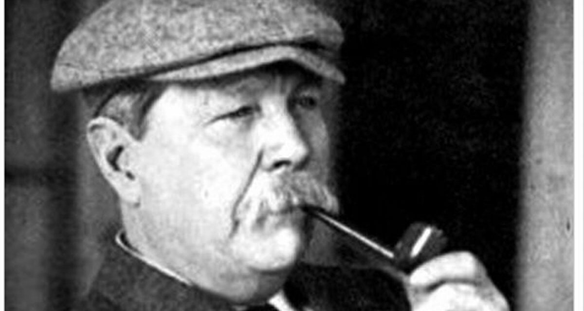 Arthur Conan Doyle vs Sherlock Holmes: La chiave di un successo letterario senza tempo e la vita di uno scrittore capace