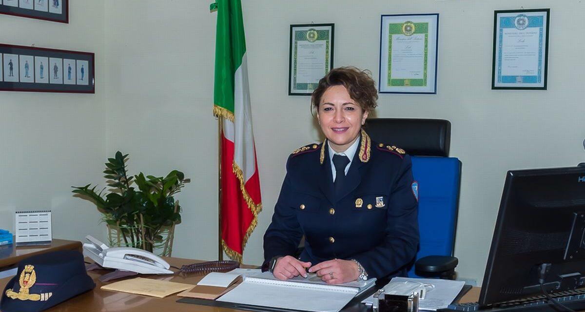 Sara Mancinelli è il nuovo vice Questore della Polizia di Alessandria