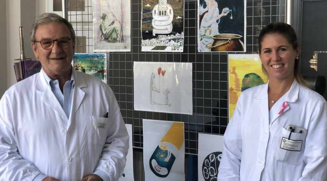 Attività di Senologia Chirurgia all'osepdale di Alessandria, una grande squadra verso la Breast Unit
