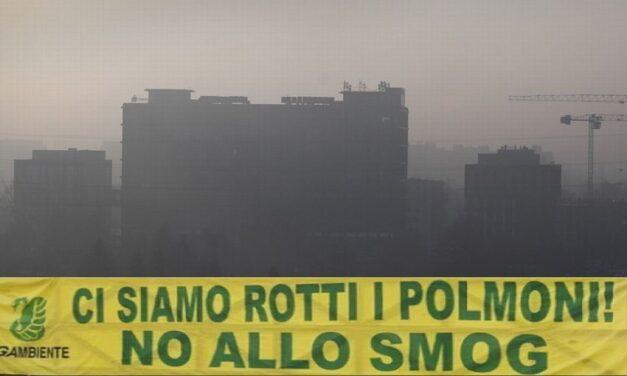 Il Piemonte vara nuove misure per la qualità dell'aria