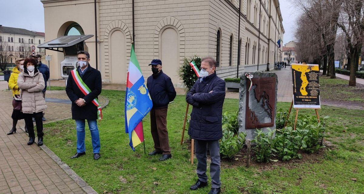 """A Tortona ricordati i """"Veri"""" profughi e un pezzo di storia della città"""