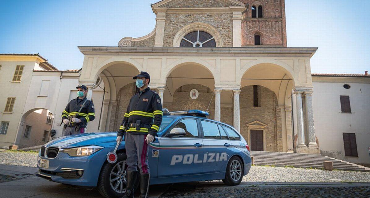 Urta due auto in sosta e scappa, individuato dalla Polstrada di Acqui Terme