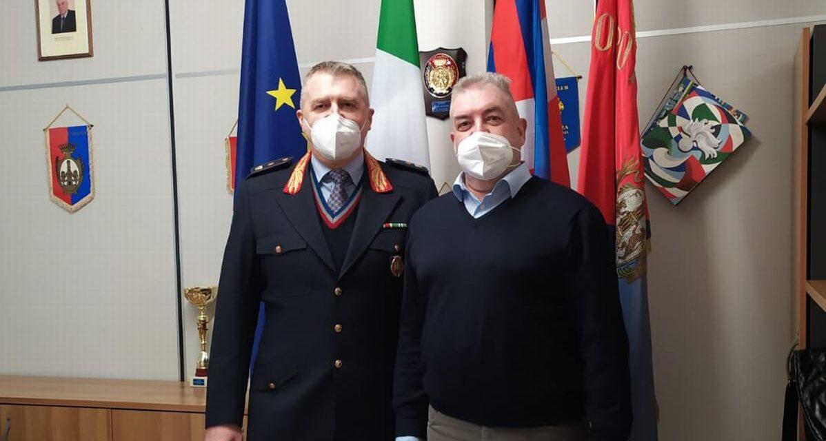 Nuovo Comandante della Polizia Locale a Valenza